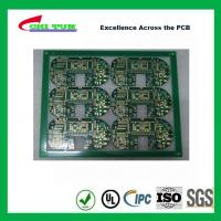 Buy cheap Manufacturing Of Pcb Boards Pcb For Computer , 4l Fr4 It150 1.6mm Immersion Gold from wholesalers
