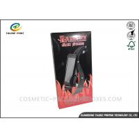 Multicolor Electronics Packaging Boxes Rectangle Shaped Anti Moisture Manufactures