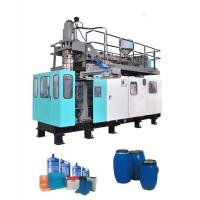 High Speed Automatic Blow Moulding Machine , Pet Preform Blowing Machine Servo Motor Manufactures