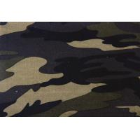 Twill Woven Cotton Fabric Shrink - Resistant With Customize Pattern Manufactures