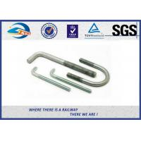 SGS Stainless Steel Bolts Galvanised Bent Anchor Bolts For Fastenings Manufactures
