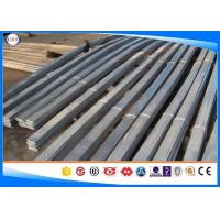 DIN 1.7221 / 55Cr3 /5160 / SUP9 Hot Rolled Steel Bar Spring Steel Flat Bar Surface Black Or Machined Manufactures