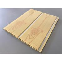Quality 7.5mm / 8mm Ceiling PVC Panels Plastic Ceiling Boards For Warehouse / Restaurant for sale