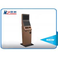 Customized smart design interactive information kiosk with RFID card Manufactures