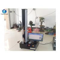 Desktop Tensile Testing Machine Single Column Computer Controlled Universal Tensile Tester Manufactures