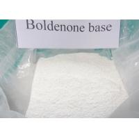 Raw Hormone Steriods Base Powder Boldenones Base CAS 846-48-0 Manufactures