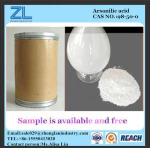p-Arsanilic acid with FDA certificate Manufactures