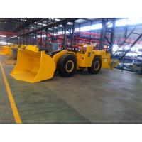 RL-4 Load Haul Dump Machine Using The US DANA Spring Brake Hydraulic Release Wet Multi - Disc Brake Manufactures