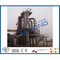 Forced Circulation Multiple Effect Evaporator With SUS304 / SUS316 Stainless Steel Material Manufactures