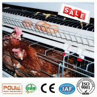 Battery Layer Chicken Cage Poultry Automatic Equipment Ventilation System Manufactures