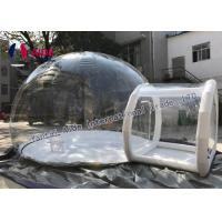 Holley Web Inflatable Bubble Tent Outdoor Transparent Bubble Tent Manufactures
