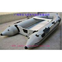 0.9 Mm Good Tension PVC Tarpaulin Inflatable Raft With Awesome Outlook Manufactures