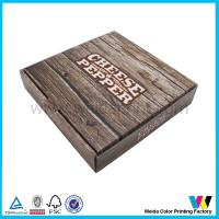 China Glossy Corrugated Pizza Box and Food Packaging Boxes for 6 inch / 8 inch / 10 inch on sale