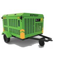 Electro Portable Hydraulic Power Pack Unit For Foundation Construction Equipment  Motor power 37 KW Manufactures