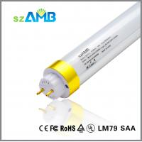 Cold White 18W Dimmable T8 Led Fluorescent Tubes For Street Lighting Manufactures