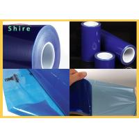 Quality Printable Blue Window Glass Surface Protective Film Anti Scratch Transparent for sale