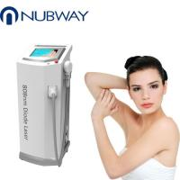 Hot sale effective treatment  Diode Laser unwanted Hair Removal Machine for salon Manufactures