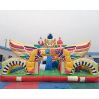 2017 Fashion SPACE INVADERS design Kids Giant Inflatable playground