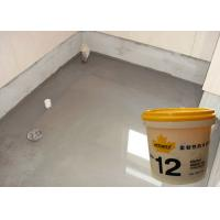 Flexible Cement Waterproofer Slurry , Polymer Modified Waterproofing Mortar Additive Manufactures