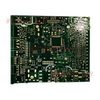 China 8 Layer Rigid  Multilayer PCB 1.6MM Immersion Gold Impedance Control on sale