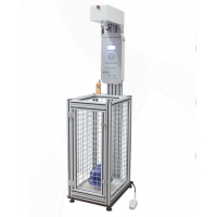 Safety Helmet Testing Machine For Impact And Puncture Resistance Manufactures