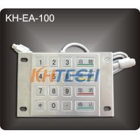 Stainless steel Encrypting PIN Pad Manufactures