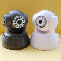 Indoor IP / WiFi Security Camera with Motion Detection Recording (QT-02BW) Manufactures