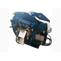GKH1600 Horizontal Siphon Scraper Blue Centrifuge Filter Separator packed with desiccant Manufactures
