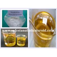 Nandrolone Phenylpropionate NPP Strongest Injectable Anabolic Steroid for Bodybuilding CAS 62-90-8 Manufactures