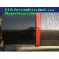Buy cheap ROD BASED CONTINUOUS SLOT SCREENS / STAINLESS STEEL SCREEN PIPE / OIL WELL from wholesalers
