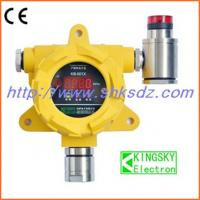 factory price fixed ammonia gas detector with LED display and alarm Manufactures