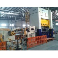 Automatic 3 In 1 Servo Feeder Equipment with 400 Ton High Precision Press Machine Manufactures