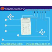 OEM Tactile Keys Control Panel Membrane Switch Keypads , LED Keypad Overlay Manufactures