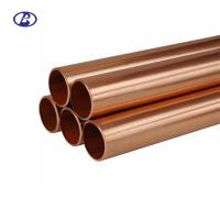 Sanitary Use Copper Refrigeration Tubing Long Service Life High Pressure Manufactures