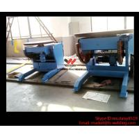 Self-Adjustable Pipe Welding Positioner Vessel Loading 8 Ton T-slots For Clamping Manufactures