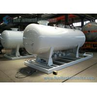 LPG Tank Truck Gas Filling Station Lpg Skid Station Lpg Gas Plant For Nigeria Manufactures