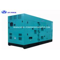 Buy cheap 149 kVA Perkins 119kW Diesel Generator Power Plant Unit with Soundproof Canopy from wholesalers