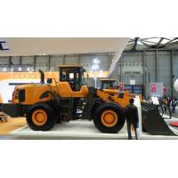 3 ton Rated Load Wheel Loader Excavator , Bucket Front Wheel Loader Spare Parts Manufactures