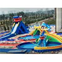 largest inflatable water slide adult size inflatable water slide inflatable trippo slide Manufactures