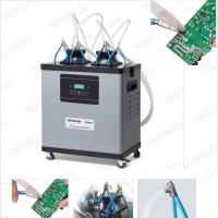 Electronics Industrial Fume Extractor Collector Four Nippers Cut Lead And Ic Pin Ends Manufactures