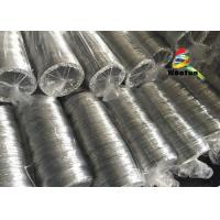 Heat Resistant Aluminum Foil Ducting Low Pressure For Engine Construction Manufactures