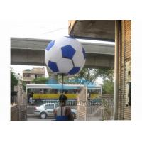 Quality Customized Soccer Shape Backpack Balloon Custom Printed Balloon For Advertisemen for sale