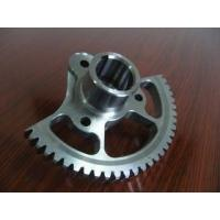 Aluminum Precision CNC Machining Services , Metal Machined Parts 0.03mm Roundness Manufactures