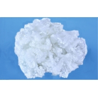 Buy cheap Recycled Polyester Staple Fiber 7D X 64mm HCS from wholesalers