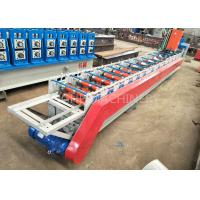 Quality Color Steel Galvanized Aluminum Sheet Metal Glaze Roof Ridge Cap Roll Forming Machine for sale