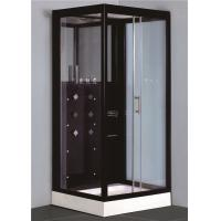 Comtemporary All In One Shower Cubicle , Bathroom Shower Glass Enclosures Manufactures