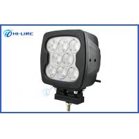 "Aluminum Automotive LED Work Lights , 6400LM CREE 80W 7"" 6000K LED Lights Manufactures"