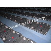 China Smart Outdoor IP68 SMD 3 In 1 Rental LED Display P6mm Electronic LED Sign on sale