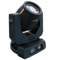260W 9R 3 In 1 Beam + Wash + Zoom Moving Head Dj Lights With 16 Standard DMX 512 Channels Manufactures