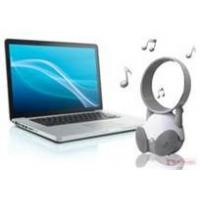 simple shape usb bladeless fan in ABS plastic with high speed rotating blade Manufactures